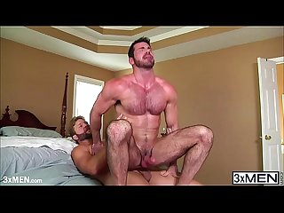Hot gay overs billy santoro and colby jansen quick fucked each other in the ass