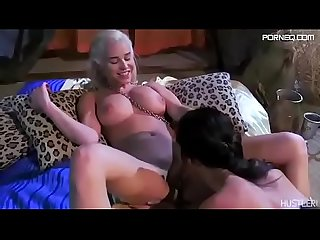 Daenerys Targaryen lesbian sex with the slave in Game of Thrones parody