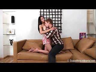 Exotic teen fucked in both holes view more videos with this girl on likefucker com