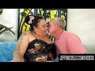 Thick BBW Calista Roxxx Has Her Fat Ass Worshipped and Plump Pussy Railed
