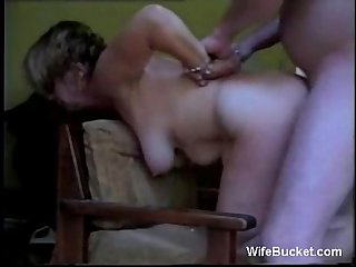 Milf slave gets used and fucked