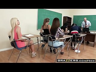 Brazzers big tits at school Alexis ford Johnny sins teaching mr sins