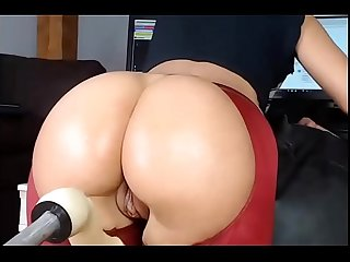 Big Fuckmachine in my Tight Pussy