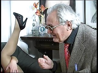 Milf s orgy filmed and directed by a perverse dirty old man excl