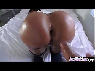 Anal hardcore Sex act with big wet oiled butt naughty girl lpar jewels jade rpar Video 15