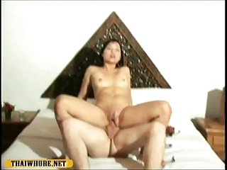 Thai whore Creampie