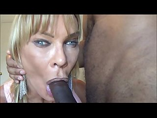 Slut leather shemale suck bbc with rosebud in anal pussy
