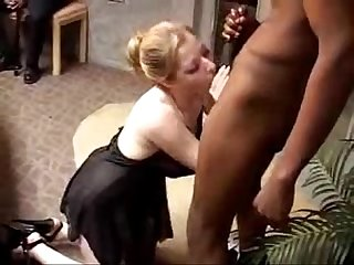 Milf fucked on pool table husband watches