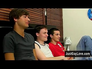 Amazing gay scene the versatile stud has both conner bradly and