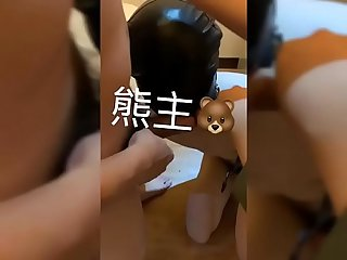調?????????大???賤母??? 巨大?????????差 輪幹 Tune two big bitch dogs Wheel dry Fist