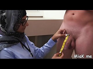 Teen arab playgirl is fully gratified