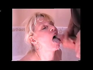 Homemade cumshots for mature cumslut
