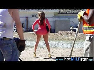 Nasty wild milf richelle ryan in front of camera act like a star video 28