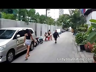 Hot Thai Ladyboys (Pattaya)