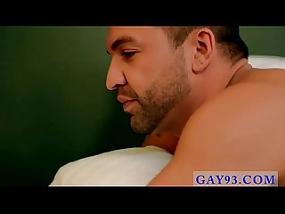 Free gay porn younger guys fucking older men he S late again but