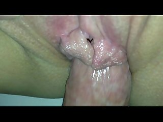 Teen creamy pussy squirt
