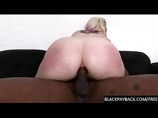 Rough Gagging Asstomouth from a BBC