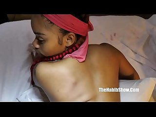 sexy teen Ms Freak Nasty first time on vid ghetto freaks
