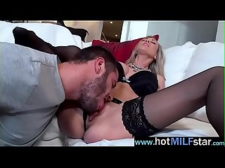 Big Cock Fill Right In Wet Pussy Of Hot Milf (brandi love) video-13