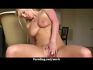 Sexy wild Milf loves rough sex at work 6