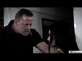 Virgin teens fuck a cop to get out of being arrested tiffany watson and adria rae at pure taboo