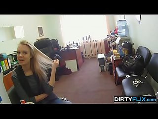 Dirty flix fucking job interview chloe blue