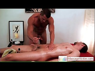 Nice skinny dude gets gay massage 5 by massagevictim