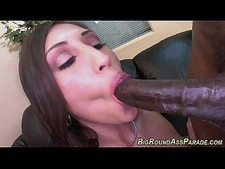 Roundass latina fuck bbc