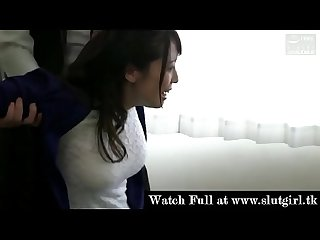Japanese Wife Fucked by Husband Business Partner - www.slutgirl.tk