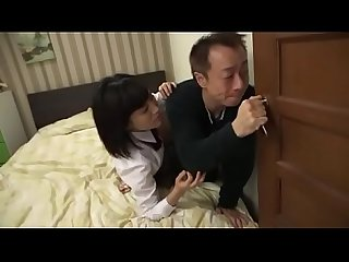 Japanese dad daughter taboo - xIncestPorn.com