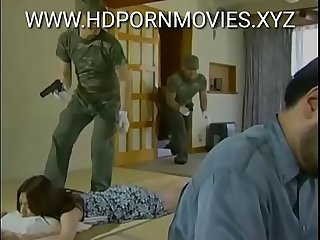 Japanese wife attacked by soldiers FULL VIDEO AT WWW.FULLHDVIDZ.COM
