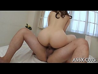 Amoral asian anal toying