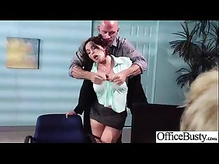 Hard Sex With Big Tits Sluty Office Girl (krissy lynn) vid-27