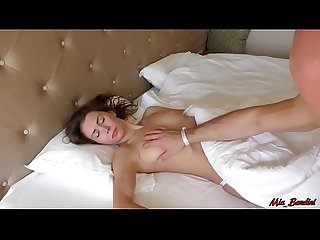 Sleeping beauty wakes up from the dick in her mouth mia bandini
