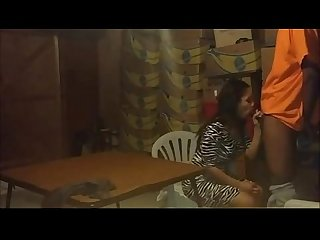 Indian hot banged girl on table for sex action wowmoyback