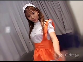41ticket sexy Orange maid uncensored jav