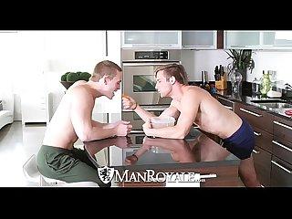 Manroyale hot guys tommy regan zaq wolfe fuck