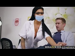 Brazzers doctor adventures open wide scene starring candy sexton and danny d