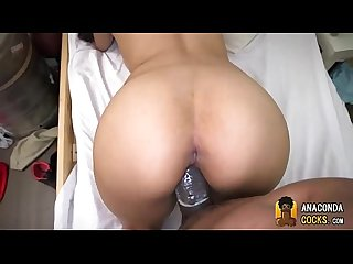 Interracial With Wonderful FreshMeat And BigBlackCock