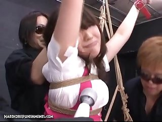 Japanese Bondage Sex - Pour Some Goo Over Me (Pt 1)
