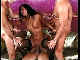 Rita black groupsex