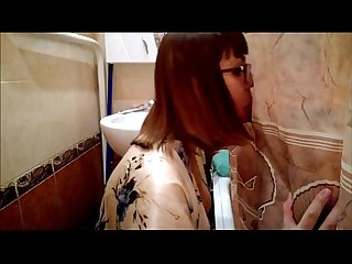 Homemade amateur gloryhole nerd teen on webcam live at faqcams com