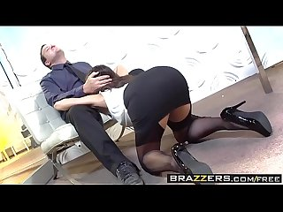 Brazzers - Brazzers Exxtra - Kalina Ryu and Keiran Lee - If I Was Your Boss