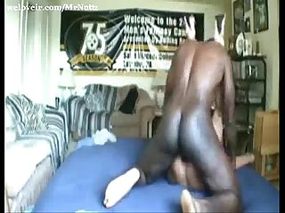College white girl gets fucked by black man