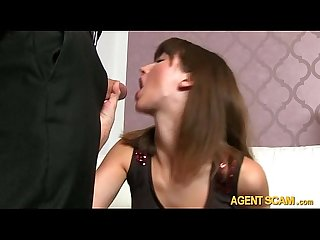 Petite amateur suzanna poses and anal pounded on camera