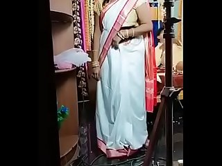 Hot Swathi naidu romantic and sexy first night short film making part-3