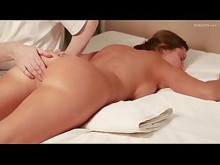 Juliet ric milf massage by stepson