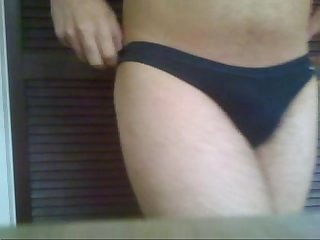 Me in thong