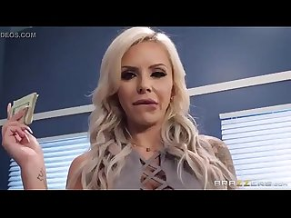 Blonde busty milf Nina Elle hardcore anal sex in office FULL ON NEPTUNESPORN.COM