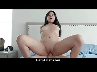 Step sister Fucks Horny Stepbrother